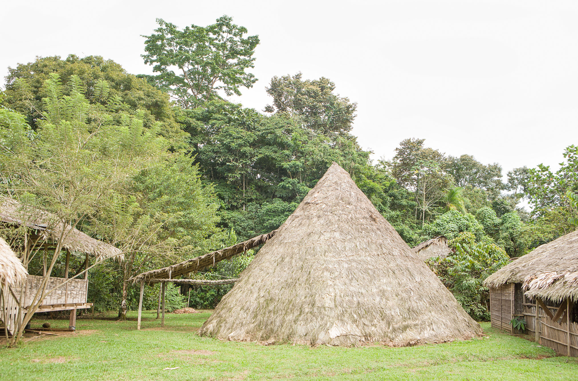 Traditional house, Environmental tax to maintain forests in Costa Rica - If Not Us Then Who?