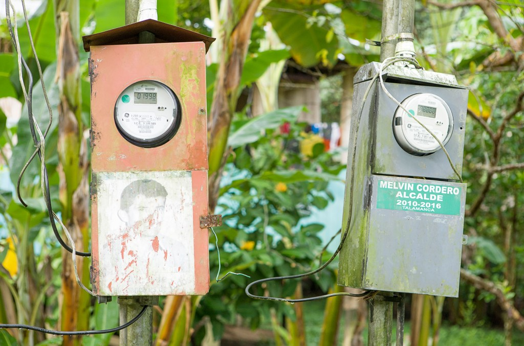 Electric Meters, Environmental tax to maintain forests in Costa Rica - If Not Us Then Who?