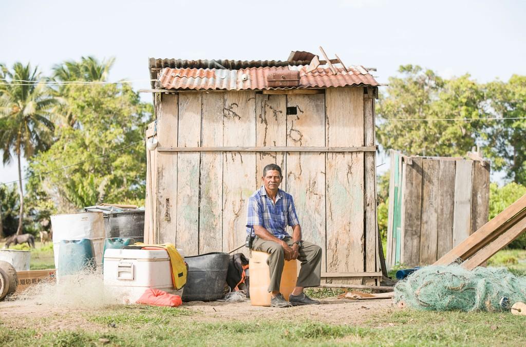 Electerius Colomer, Fisherman, La Mosquitia, Kruta community, Honduras - If Not Us Then Who?