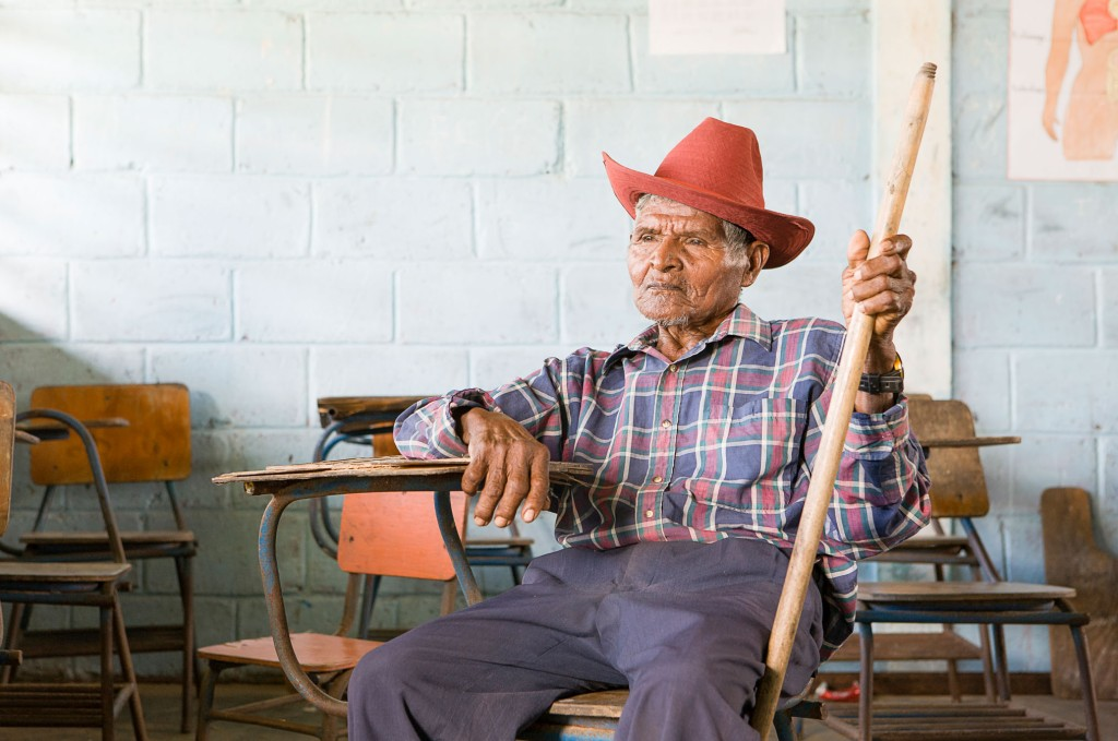 Ivan Lopez Solaiza, Village Elder, La Mosquitia, Kruta community, Honduras - If Not Us Then Who?