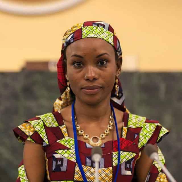 Recherche femme tchadienne