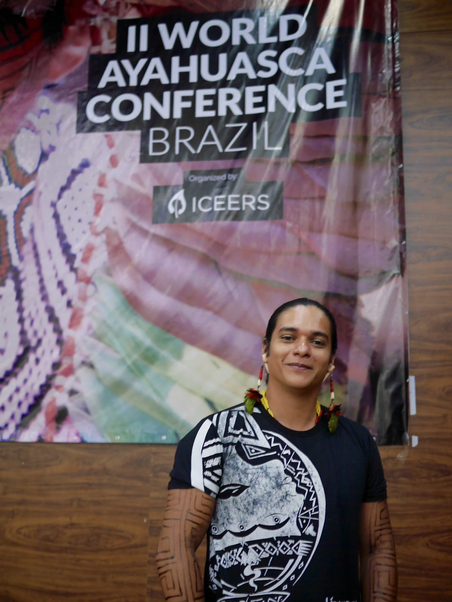 Ayahuasca Conference Indigenous Youth Brazil